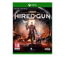Gra na Xbox Series X Xbox Necromunda: Hired Gun