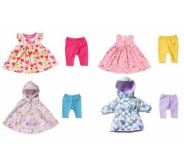 Lalka i akcesoria Zapf Creation Baby Born Zestaw Ubranek dla Lalki na 4 Pory Roku
