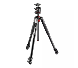 Statyw Manfrotto 055XPRO3 + głowica BHQ2
