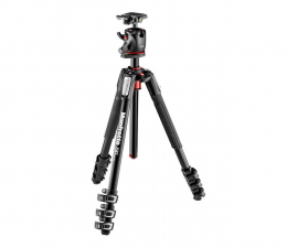 Statyw Manfrotto Mini Pro 4 + głowica MHXPRO-BHQ2