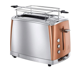 Toster Russell Hobbs Luna Copper Accents 24290-56