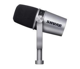 Mikrofon Shure Motiv MV7 srebrny