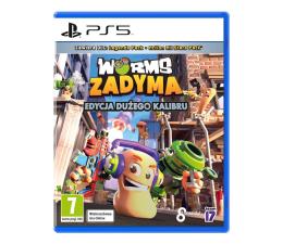Gra na PlayStation 5 PlayStation Worms Zadyma: Edycja Dużego Kalibru