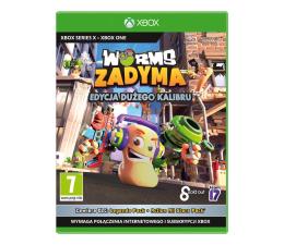 Gra na Xbox One Xbox Worms Zadyma: Edycja Dużego Kalibru