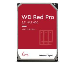 Dysk HDD WD RED PRO 4TB 7200obr. 256MB CMR