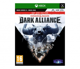 Gra na Xbox One Xbox Dungeons & Dragons Dark Alliance Day One Edition