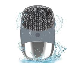 Urządzenie kosmetyczne ANLAN Silikonowa Mini szczoteczka do twarzy ALJMY04-0G (szara)