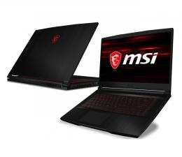 "Notebook / Laptop 15,6"" MSI GF63 i5-10500H/16GB/512 RTX3050 144Hz"