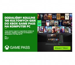 Abonament/PrePaid do konsoli Microsoft Game Pass PC 3 miesiące (kod)