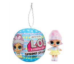 Lalka i akcesoria L.O.L. Surprise! Spring Sparkle niebieska kula