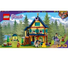 Klocki LEGO® LEGO Friends 41683 Leśne centrum jeździeckie