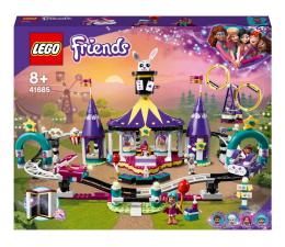 Klocki LEGO® LEGO Friends 41685 Magiczne wesołe miasteczko z kolejką górską