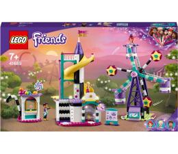 Klocki LEGO® LEGO Friends 41689 Magiczny diabelski młyn i zjeżdżalnia