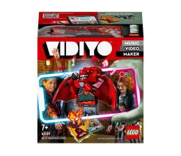 Klocki LEGO® LEGO VIDIYO 43109 Metal Dragon BeatBox