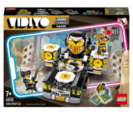 Klocki LEGO® LEGO VIDIYO 43112 Robo HipHop Car