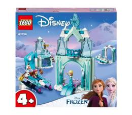 Klocki LEGO® LEGO Disney Princess 43194 Lodowa kraina czarów Anny i Elsy