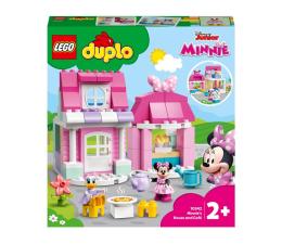 Klocki LEGO® LEGO DUPLO Disney 10942 Dom i kawiarnia Myszki Minnie