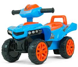 Jeździk/chodzik dla dziecka MILLY MALLY Monster Blue