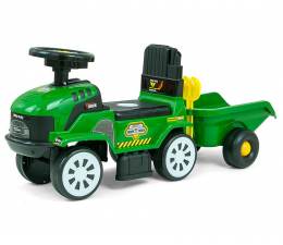 Jeździk/chodzik dla dziecka MILLY MALLY Rolly Plus Green