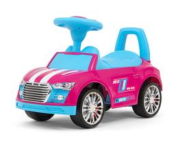 Jeździk/chodzik dla dziecka MILLY MALLY Racer Pink-Blue