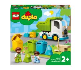Klocki LEGO® LEGO DUPLO 10945 Śmieciarka i recykling