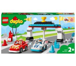 Klocki LEGO® LEGO DUPLO 10947 Samochody wyścigowe