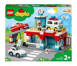 Klocki LEGO® LEGO DUPLO 10948 Parking piętrowy i myjnia samochodowa