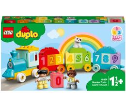 Klocki LEGO® LEGO DUPLO 10954 Pociąg z cyferkami — nauka liczenia