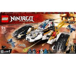 Klocki LEGO® LEGO NINJAGO 71739 Pojazd ultradźwiękowy
