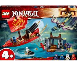 Klocki LEGO® LEGO NINJAGO 71749 Ostatni lot Perły Przeznaczenia