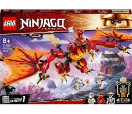 Klocki LEGO® LEGO NINJAGO 71753 Atak smoka ognia