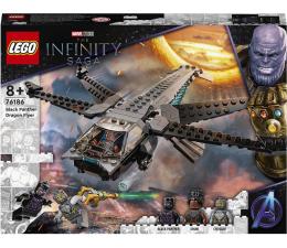 Klocki LEGO® LEGO Marvel Avengers 76186 Helikopter Czarnej Pantery