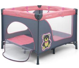 Kojec dla dziecka MILLY MALLY Fun Pink Bear