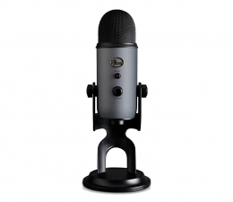 Mikrofon dla graczy Blue Microphones Yeti Slate