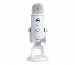 Mikrofon dla graczy Blue Microphones Yeti White