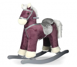 Leżaczek / bujaczek MILLY MALLY Koń PePe Purple
