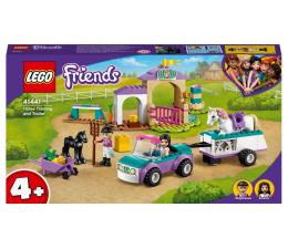 Klocki LEGO® LEGO Friends 41441 Szkółka jeździecka i przyczepa dla konia