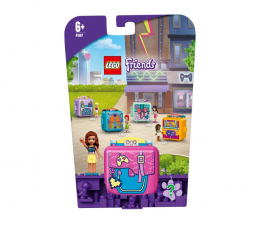 Klocki LEGO® LEGO Friends 41667 Kostka gier Olivii