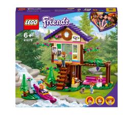 Klocki LEGO® LEGO Friends 41679 Leśny domek