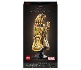 Klocki LEGO® LEGO Marvel Avengers 76191 Rękawica Nieskończoności