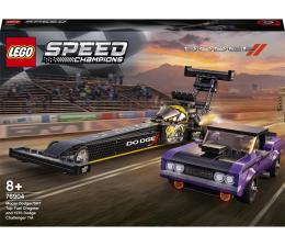Klocki LEGO® LEGO Speed Champions 76904 Mopar Dodge//SRT Top Fuel Dr