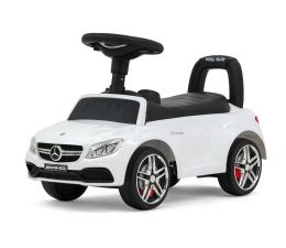 Jeździk/chodzik dla dziecka MILLY MALLY MERCEDES-AMG C63 Coupe White S
