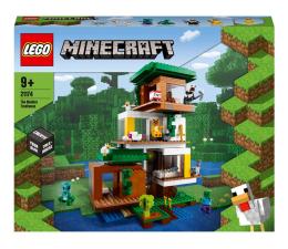 Klocki LEGO® LEGO Minecraft 21174 Nowoczesny domek na drzewie