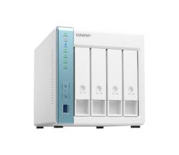 Dysk sieciowy NAS / macierz QNAP TS-431P3-4G (4xHDD, 4x1.7GHz, 4GB, 3xUSB, 2xLAN)