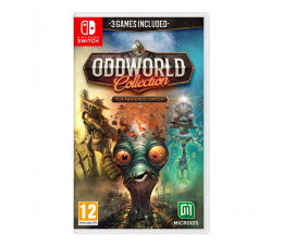 Gra na Switch Switch Oddworld: Collection