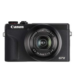 Aparat kompaktowy Canon PowerShot G7X Mark III czarny