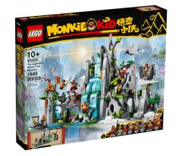 Klocki LEGO® LEGO Monkie Kid 80024 Legendarna Góra Kwiatów i Owoców