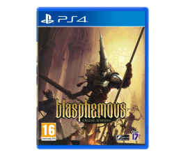 Gra na PlayStation 4 PlayStation Blasphemous Deluxe Edition