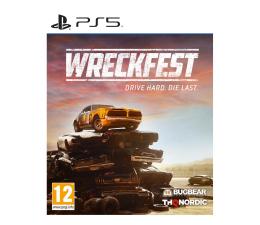 Gra na PlayStation 5 PlayStation Wreckfest