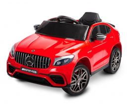 Pojazd na akumulator Toyz Mercedes AMG GLC 63S Red